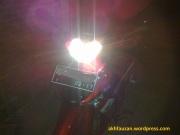 Hi Pass Beam Supra X125R