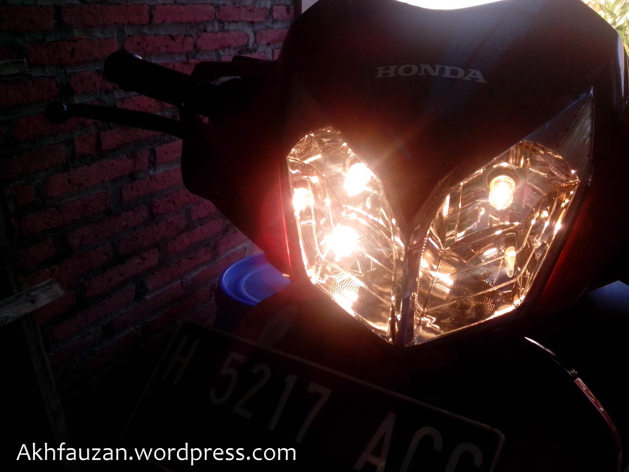 Ganti Lampu Depan Supra X125r Back To Nature Save Our Planet Led Vario 125 Lama By Osram Original 2 Pcs Img 20130504 072018